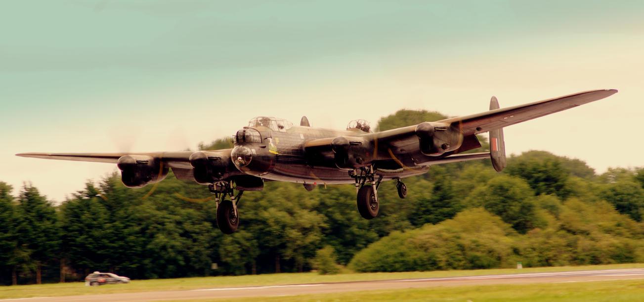 The Lancaster by stevepoxon