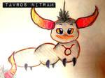 Troll Wriggler Series: #3 Tavros Nitram by xxxScarletKittyxxx