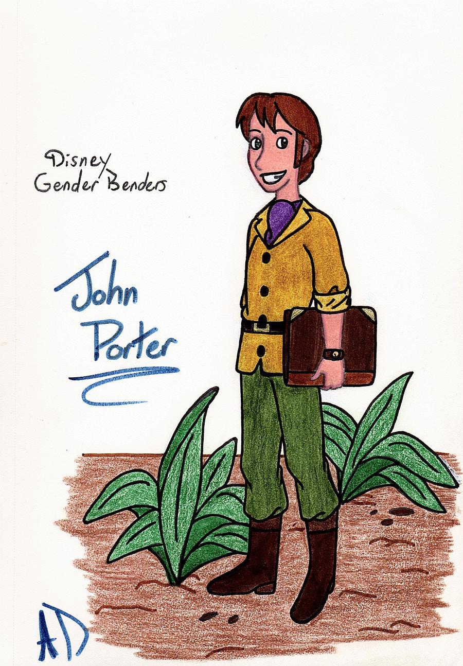 Disney Gender Benders 17 by MissyAlissy on DeviantArt  Disney Gender B...