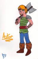 Gender Benders: Astor by MissyAlissy