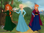 Disney's Newest Princesses