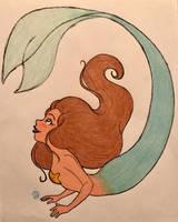 Lovely Mermaid by MissyAlissy