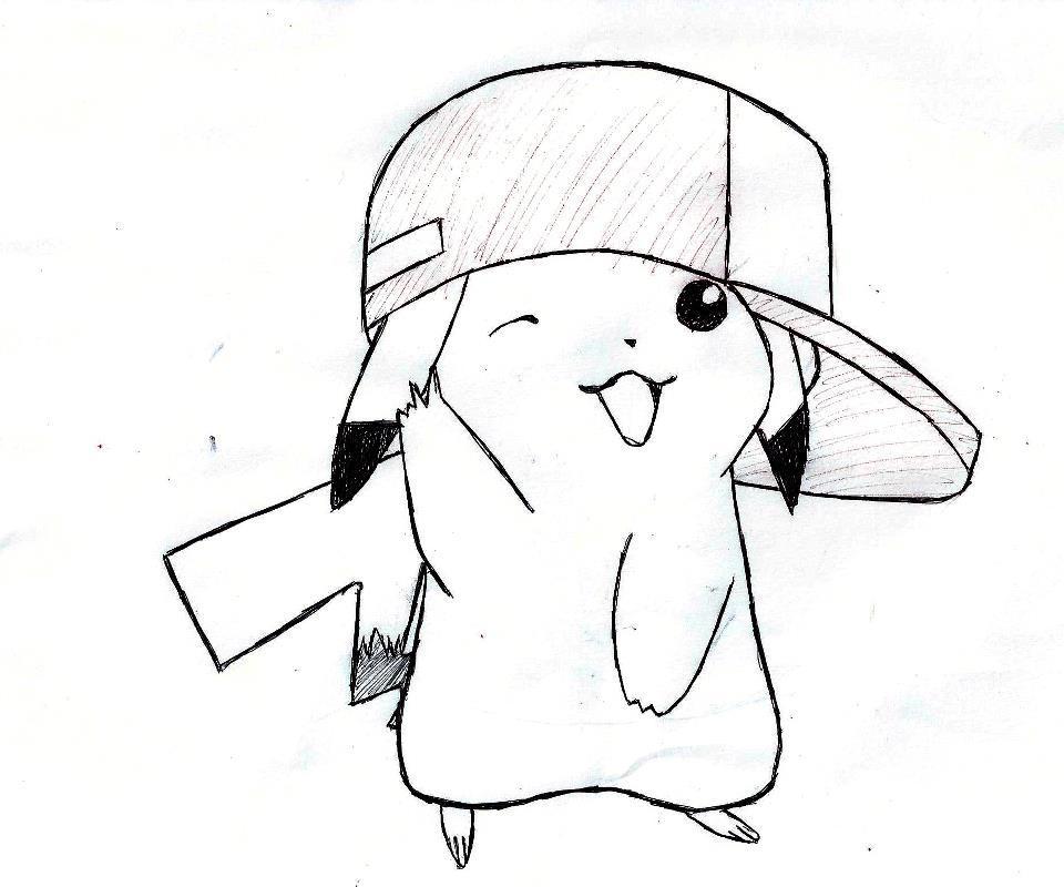 gangster pikachu by msjeqayladino