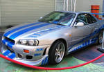 Nissan Skyline R34 GT-R ( Brian O Conner Car )