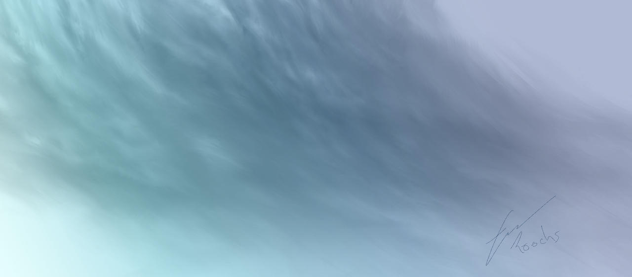 Torn Cloud by Roochs