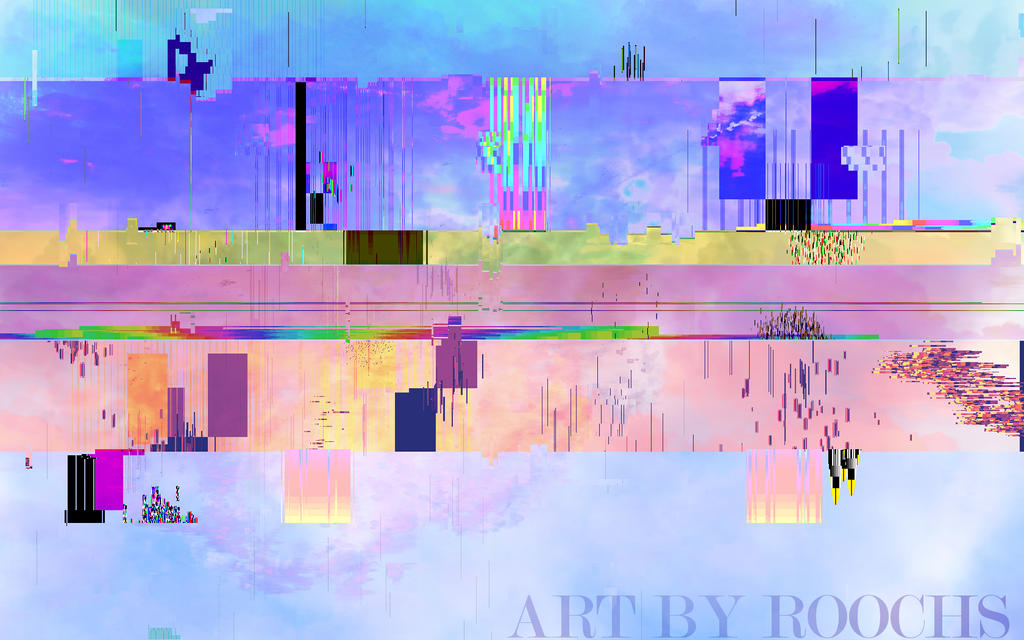 Feel your glitchv2 by Roochs