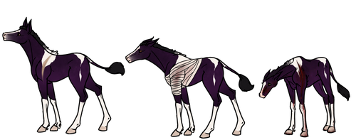 ADH Foal Rescue Prompt - Saved by the Belle by OtakuNeko2499