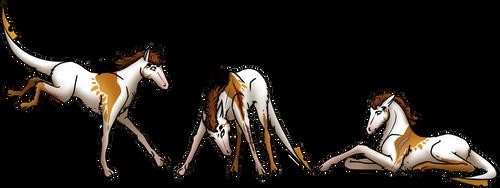 ADH Foal Rescue Prompt - Jeanne d'Arc by OtakuNeko2499