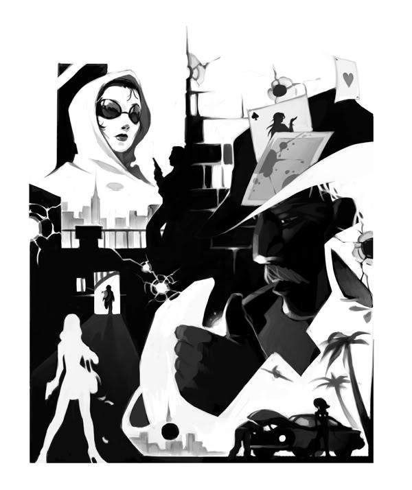 Noir by FullPlateMail