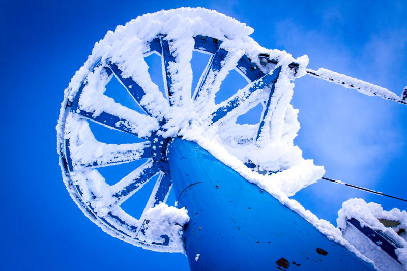 Chair Lift by icebiker