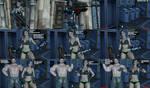 Gears of Muscles (intro) by caartstudio