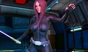 Mara Jade (The Emperor's Hand ) Mara Jade.
