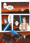 Star Wars - Mustafar Duel page 1