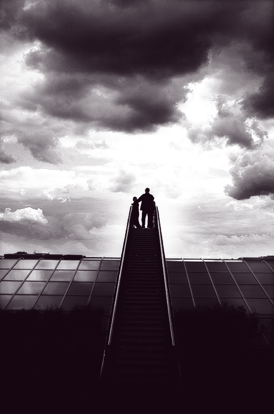 Stairs to heaven by Throned