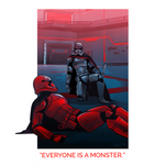 Everyone Is A Monster by havocsquad