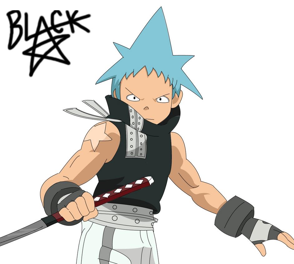 black star soul eater render - photo #13