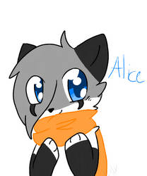 :Gift: Alice by Hibii-Artz