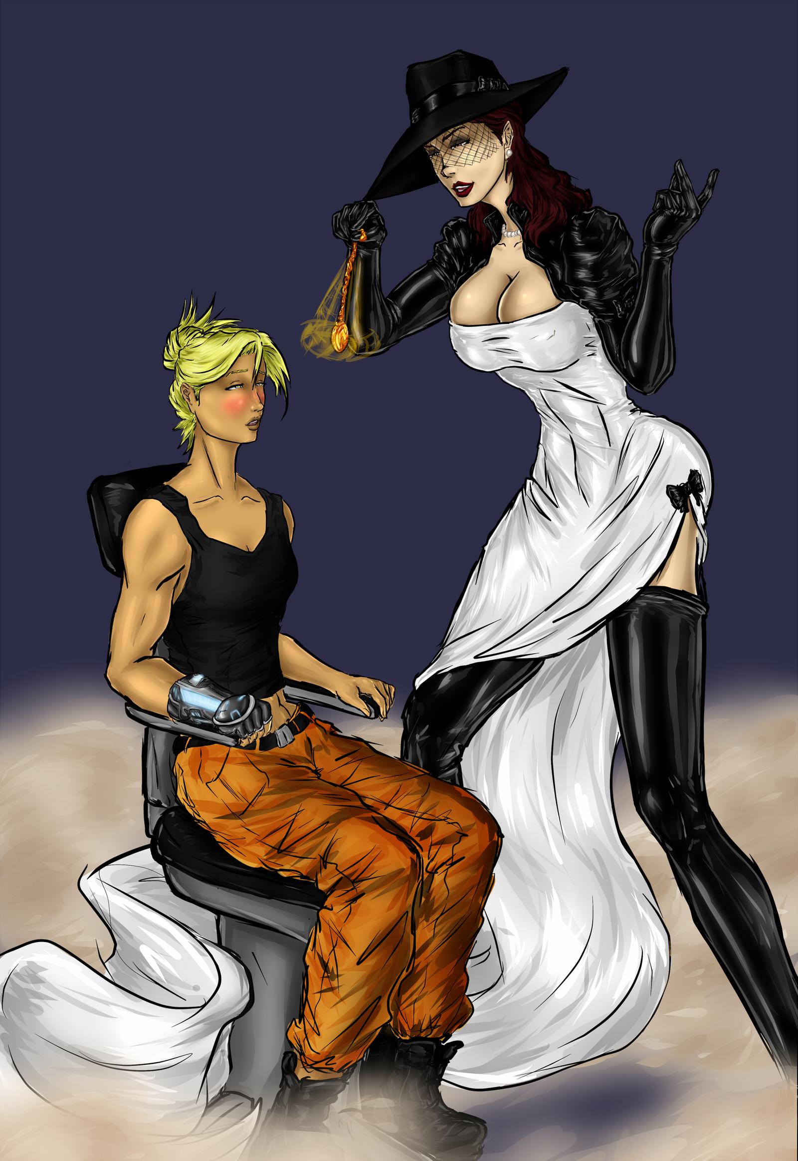 Mistress Mirage by RDishon on DeviantArt