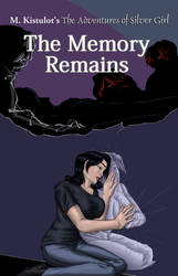 [Commission] Cover - The Memory Remains - preview