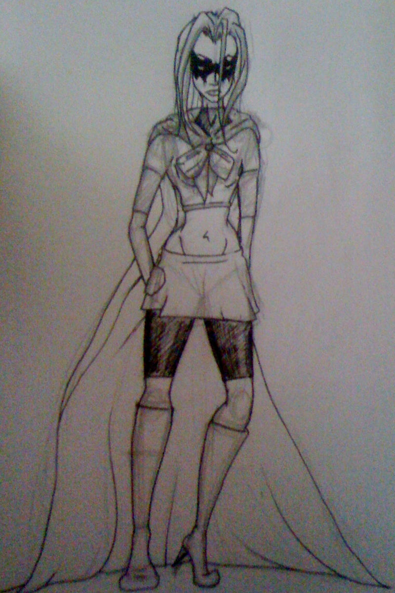 Starslip Sketch by UniComicRN