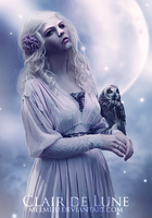 Clair de Lune by MeemieArt