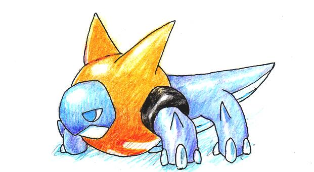 My Pokemon Designs By Gwynny24 On DeviantArt