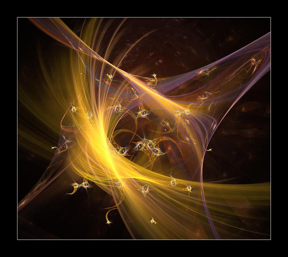 Starwisp by phlud