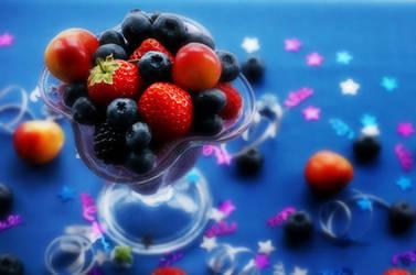 Fruit Party! by suzyhazelwood