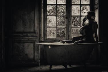 Les roses de mon silence by Kalistor
