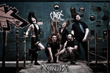Noein Photo Promo by Kalistor
