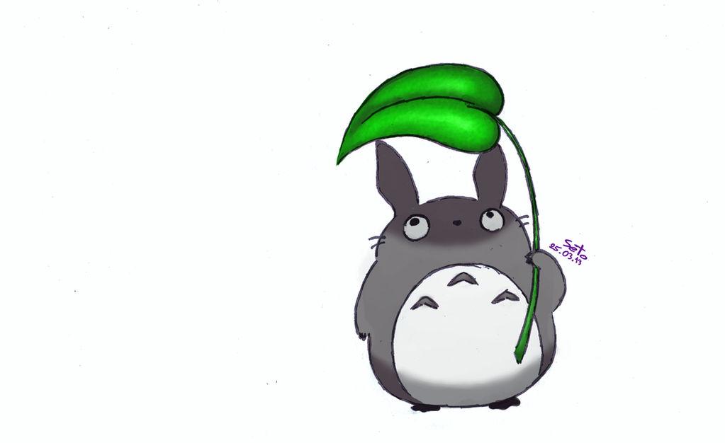 Little Totoro color ver.