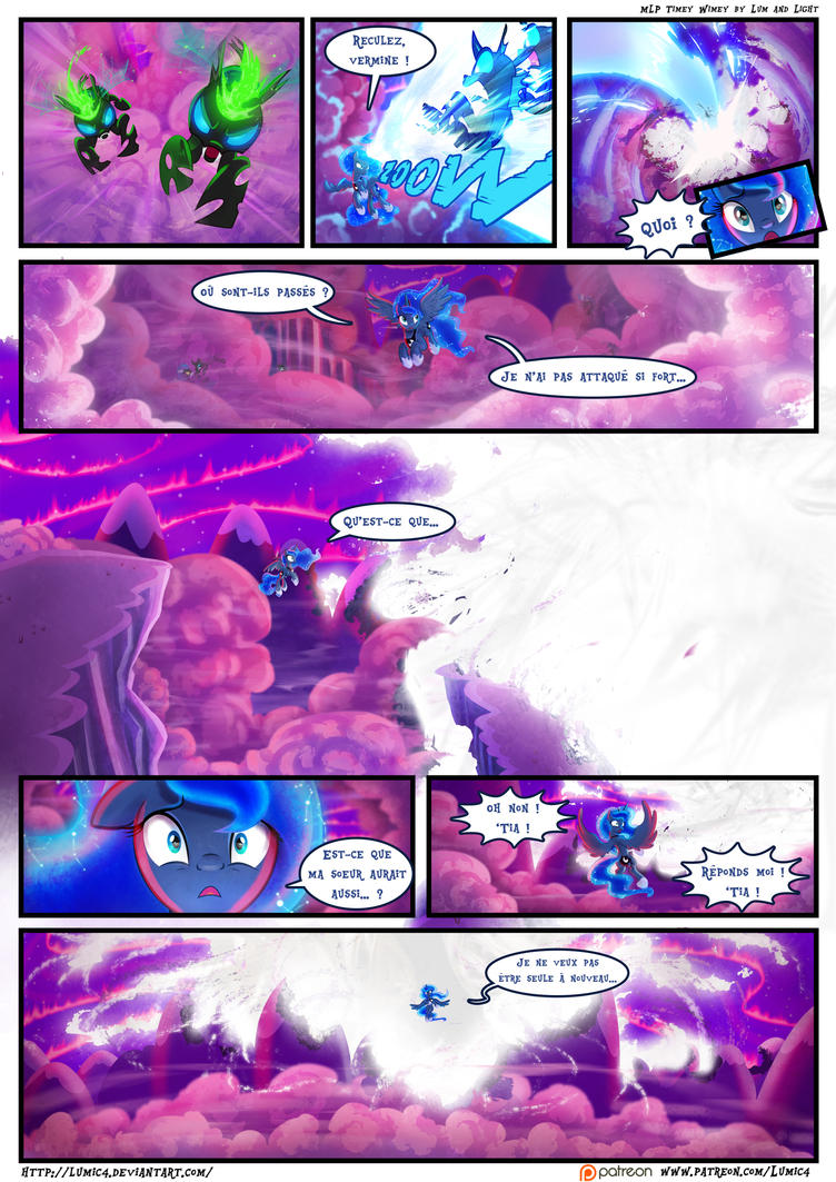 MLP - Timey Wimey page 70 by Bharb