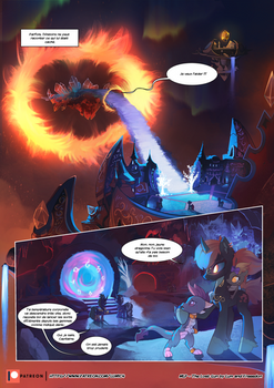 MLP - The Lost Sun page 01/25 (Fr)