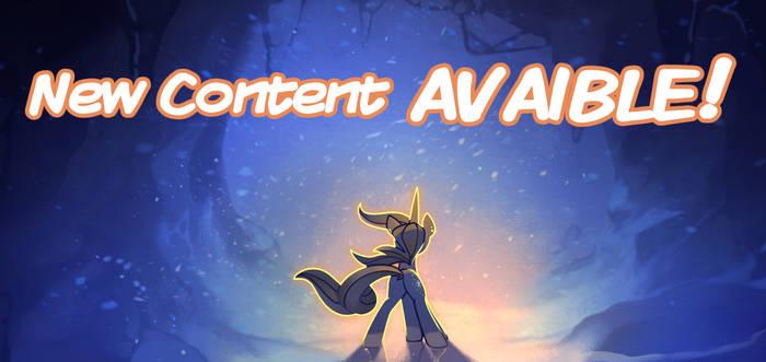 Patreon - Content Update 11/28