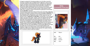 Characters Wiki #36 - Ares