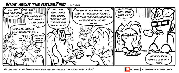 MLP - What about the Future? #27