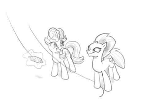 Weekly sketchs #4: Tempest Shadow - Interests