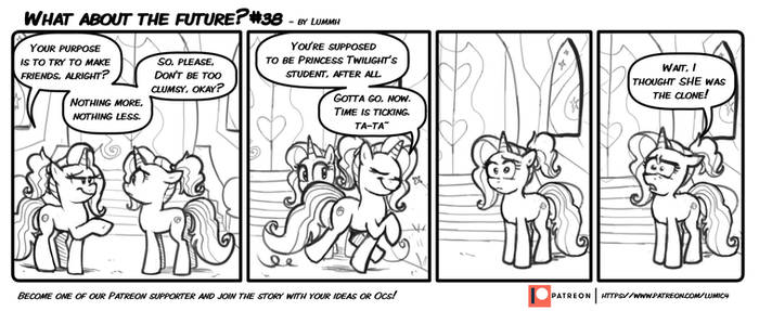 MLP - What about the Future? #38