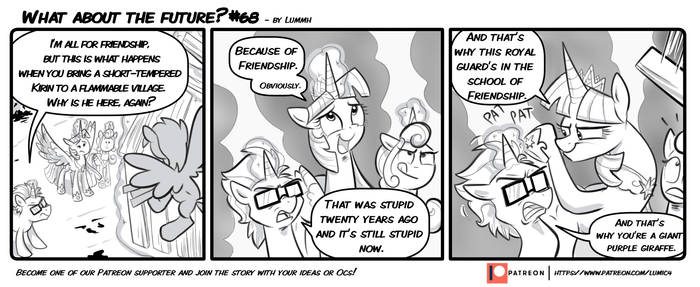 MLP - What about the Future? #68