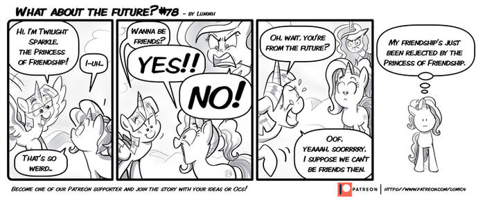 MLP - What about the Future? #78