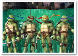Photo Of TMNT by SNH93