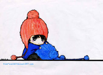 JaeJoong with the blue hat by from-everSKY