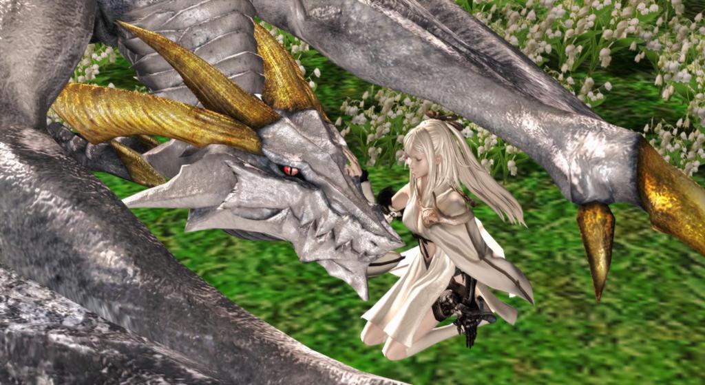 Drakengard 3 Mikhail