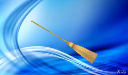 item Broom by agekei