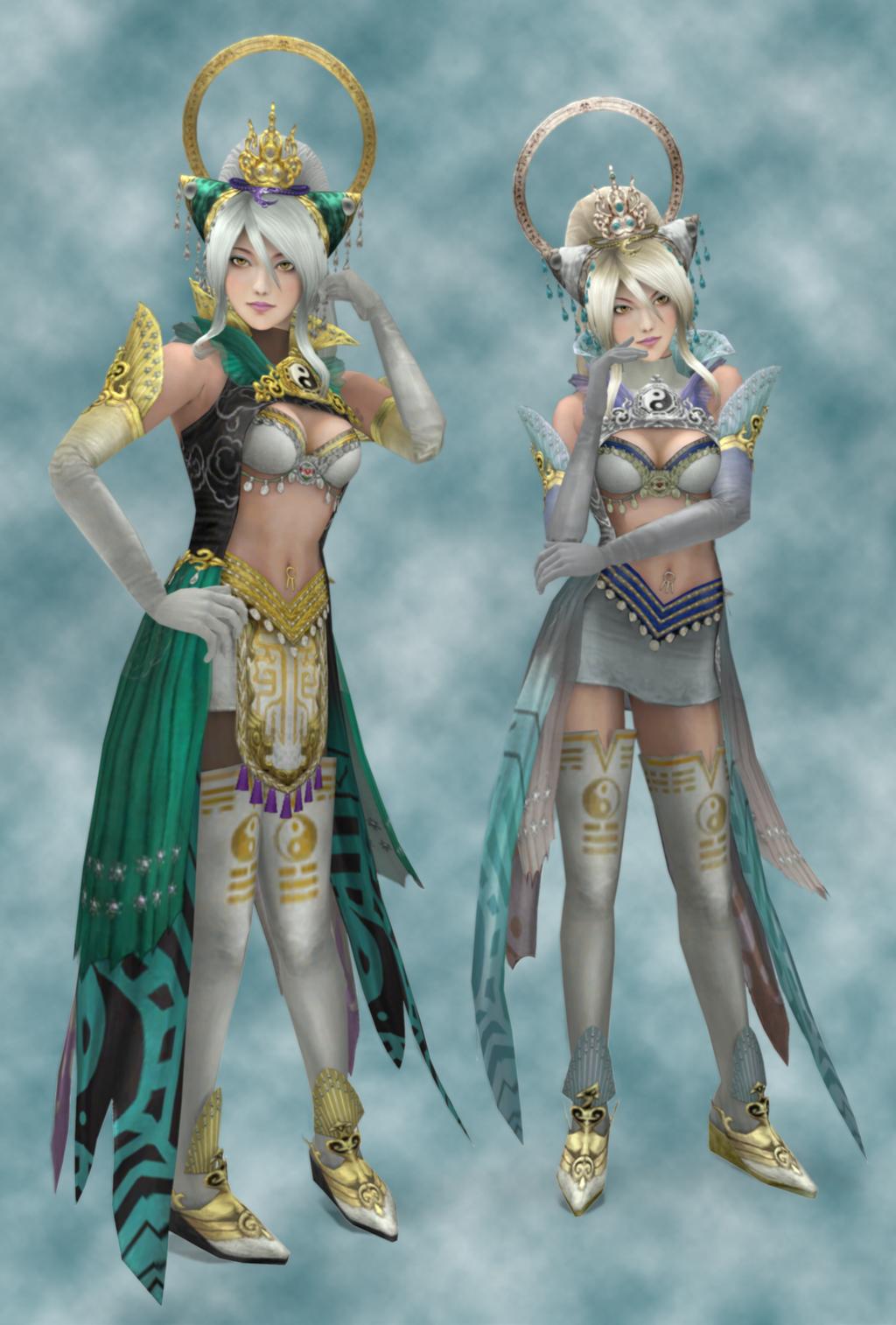 Dynasty warriors sex pic hentia scene