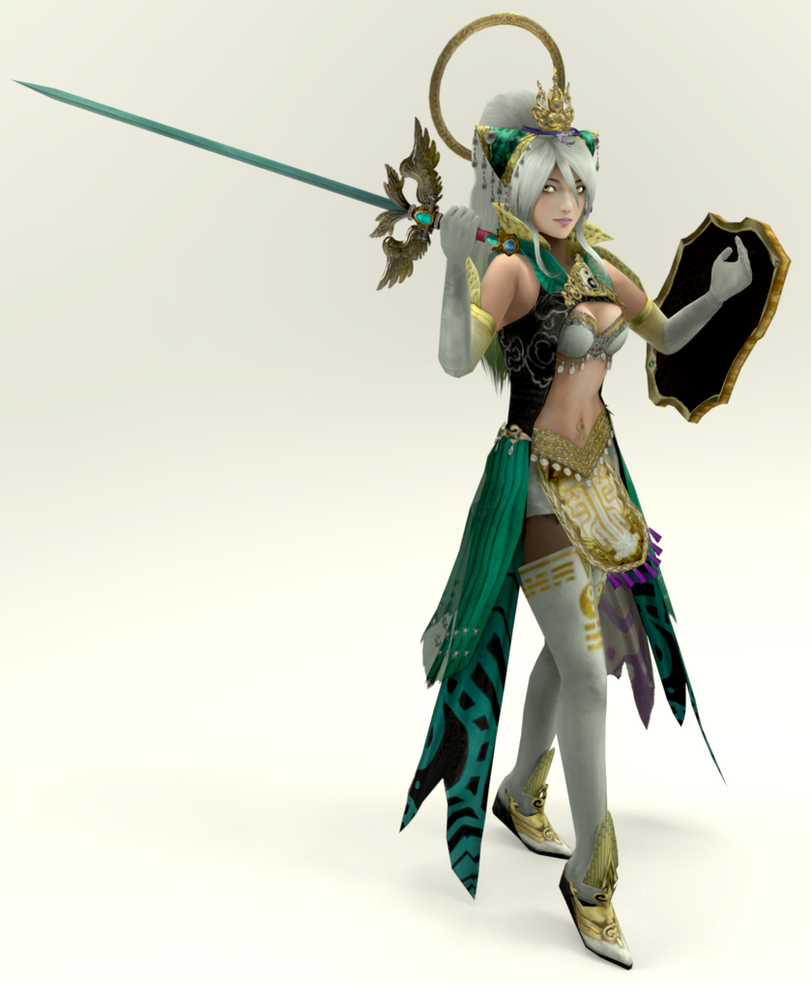 Warriors Orochi 3 Ultimate Girls: Nuwa From Warriors Orochi 3 By Agekei On DeviantArt