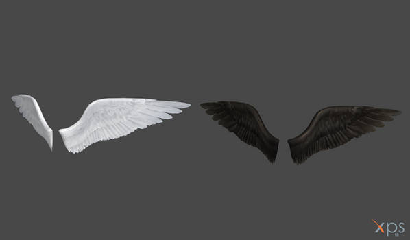 NyoTengu Wing by agekei