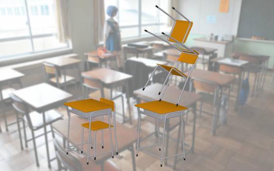 Desks by agekei