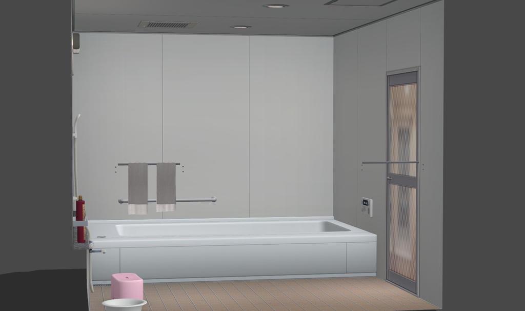 Pc-mpa shower room
