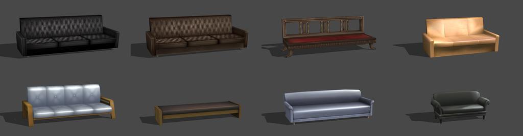 Item Sofa Pack By Agekei On Deviantart